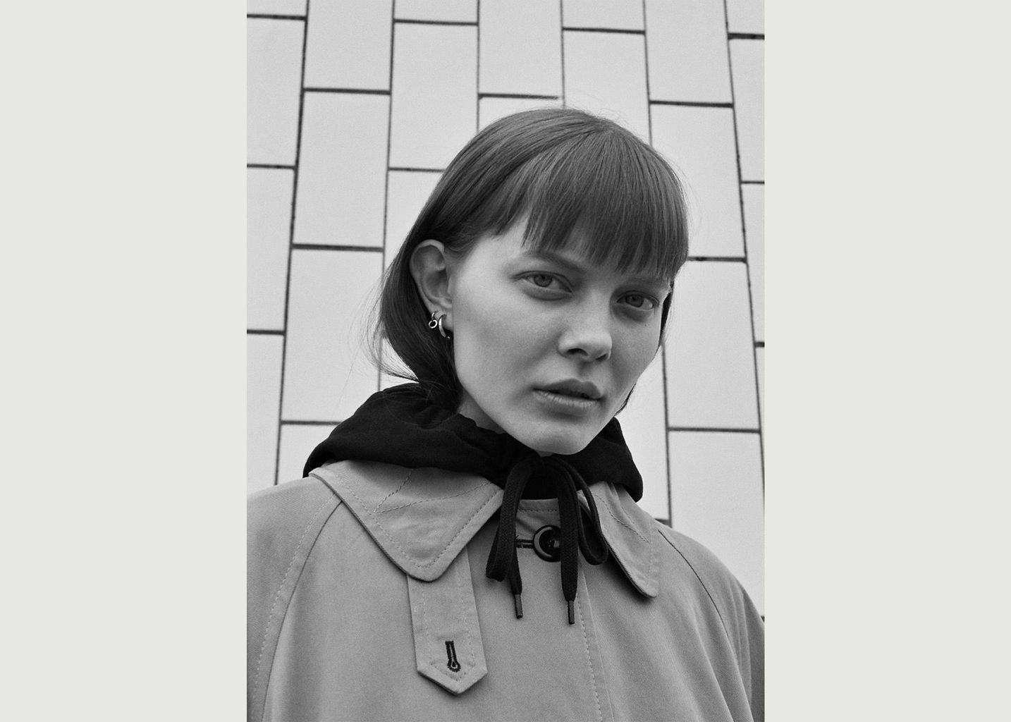 Boucle d'Oreille Broken 18 - Maria Black