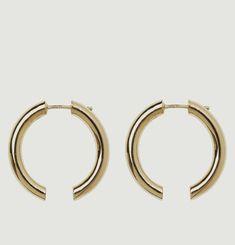 Broken 25 Earring