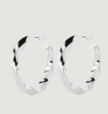 Martinus Hoop Earrings