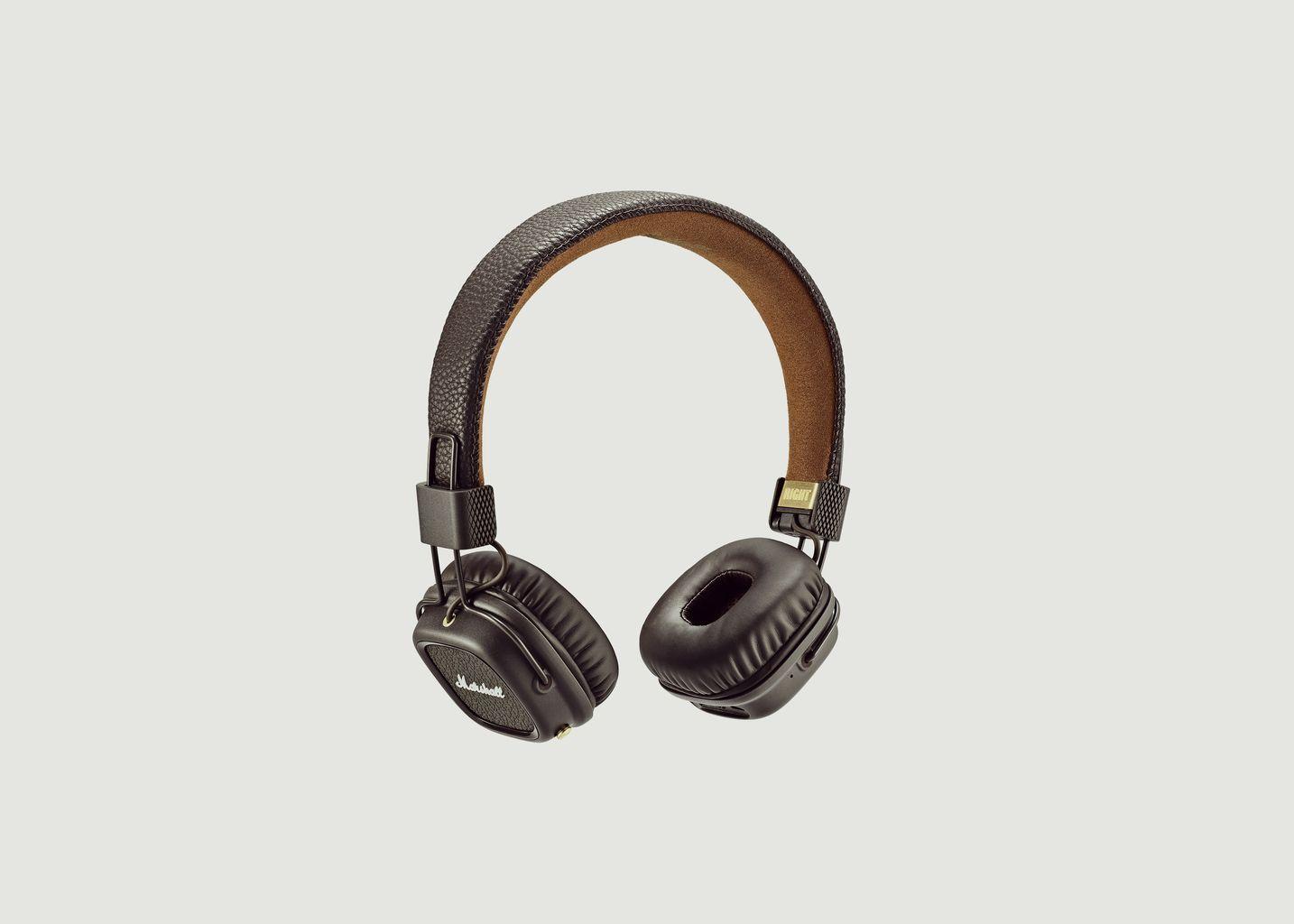 Casque Major II Bluetooth - Marshall