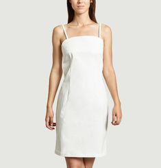 Bustier Strappy Dress