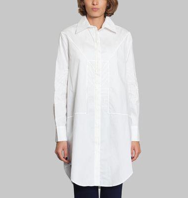 Robe Longue Chemise Suzhou