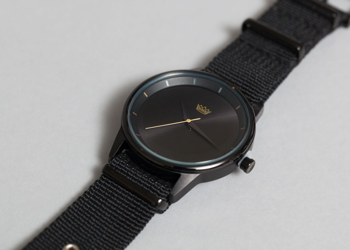 Montre #TakeYourTime - Materialiste