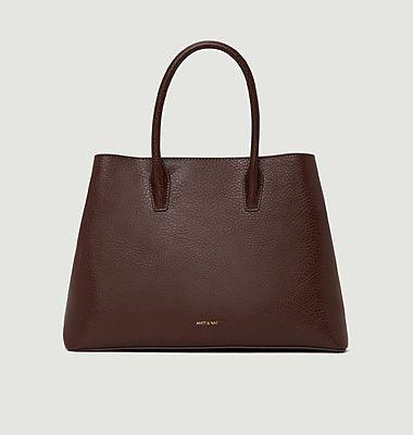 Kristasm Dwell faux-leather bag