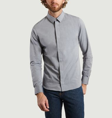 Chemise Casual Twill