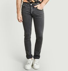 Jean 5 Poches Slim Fit