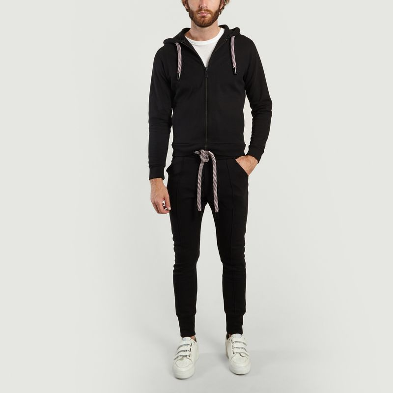Pantalon De Jogging High Frequency Pictogram & Climbing Cord - M.X Maxime Simoëns