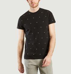 T-shirt Imprimé Pictogramme Plumetis