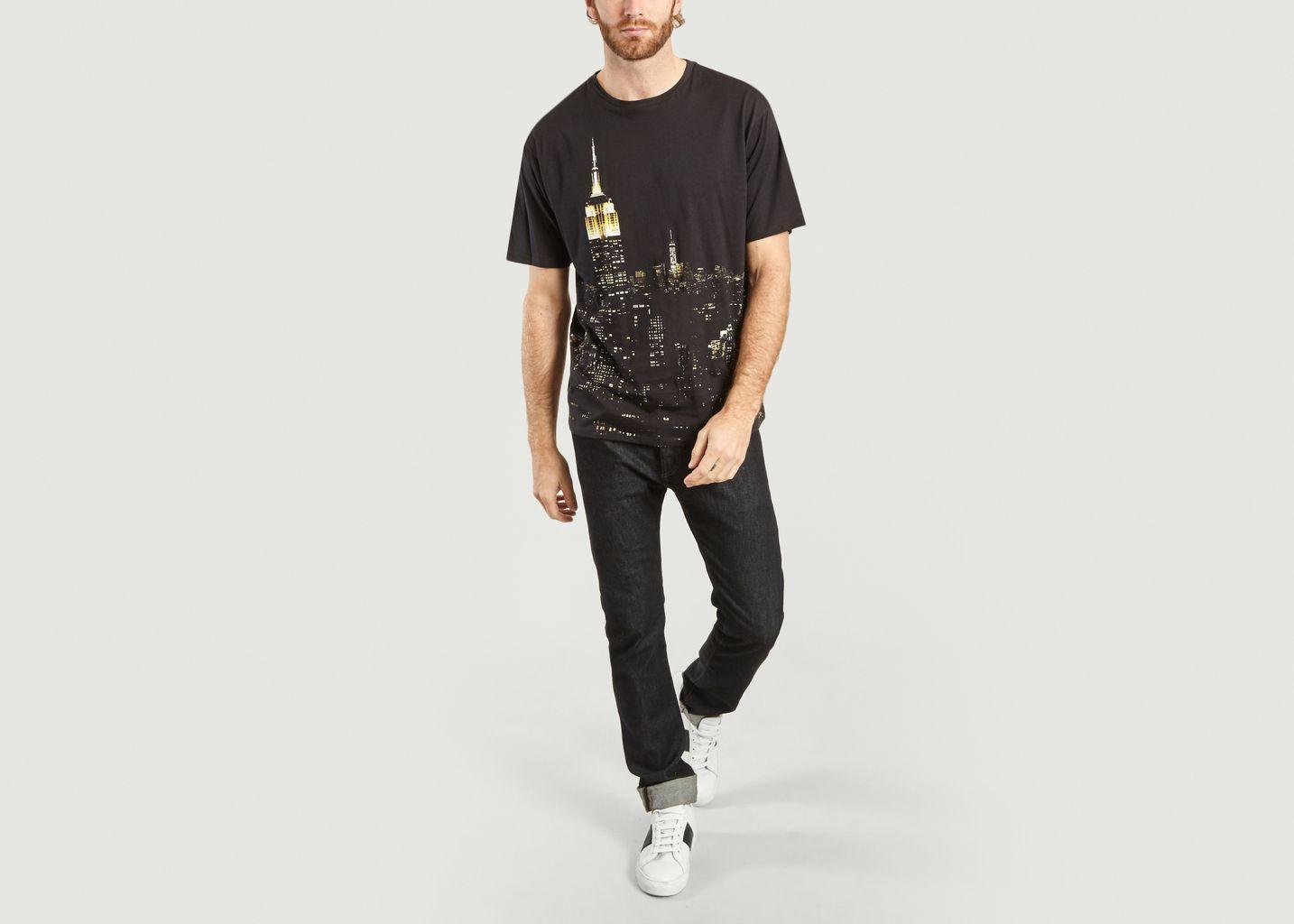 T-Shirt Imprimé Empire - M.X Maxime Simoëns