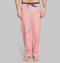 Chequered Pyjama Bottoms