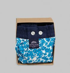 Floral Boxers