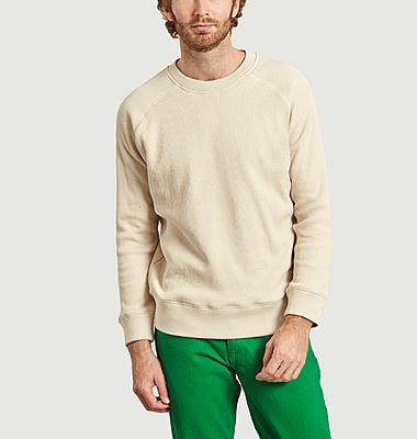 Sweatshirt Double Waffle