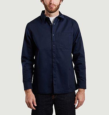 Chemise oversize à poche