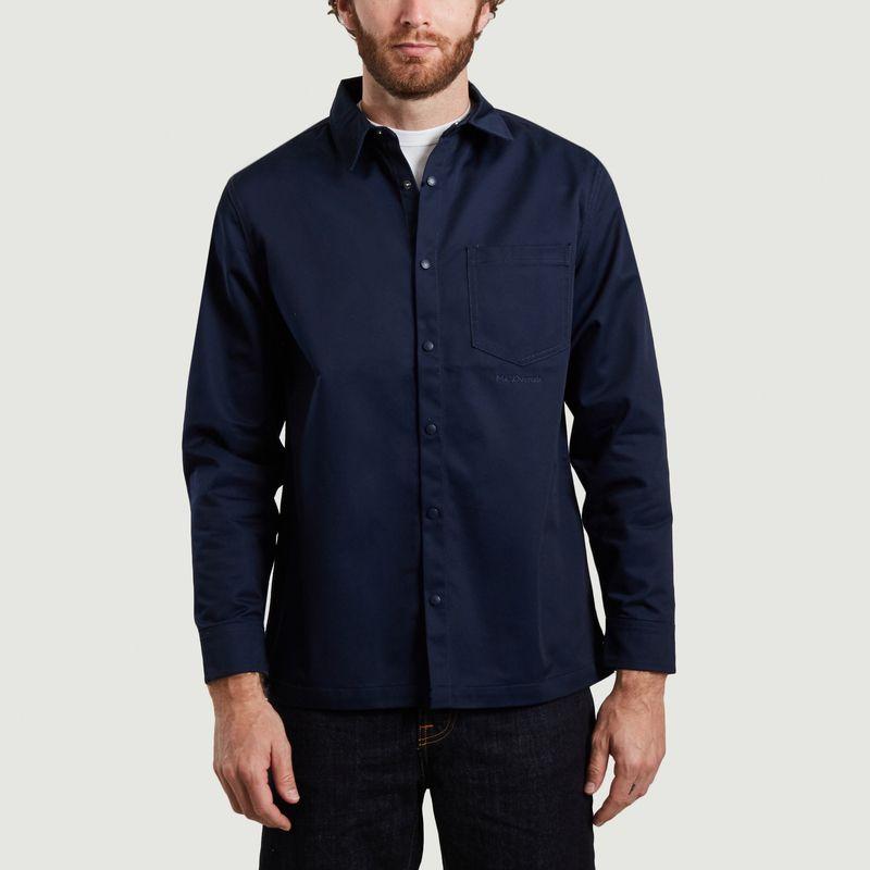Chemise oversize à poche - M.C. Overalls