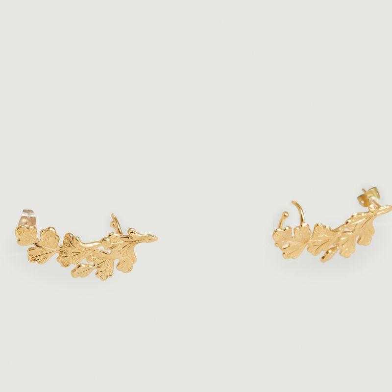 Boucles d'oreilles Windsor medium - Medecine Douce