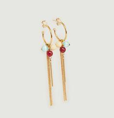 Wildberry earrings Medecine Douce