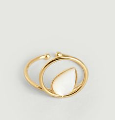 Bague Milky Small
