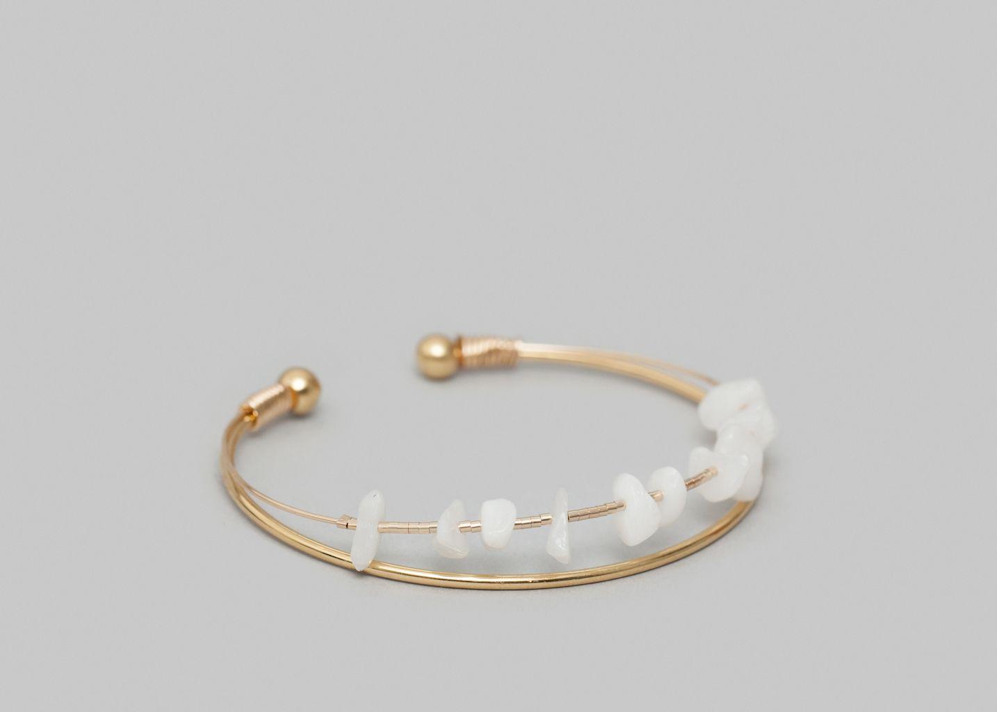 Bracelet Jonc Pacifique - Medecine Douce