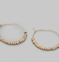 Pataya Hoop Earrings