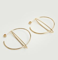 Rita Hoop Earrings