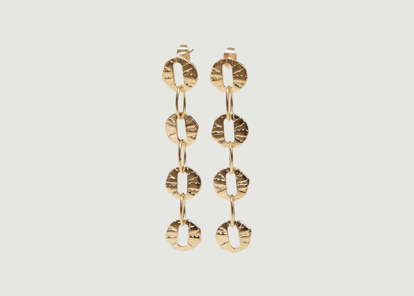 Boucles d'Oreilles Sparte - Medecine Douce