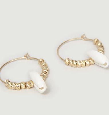 Sapho Hoop Earrings