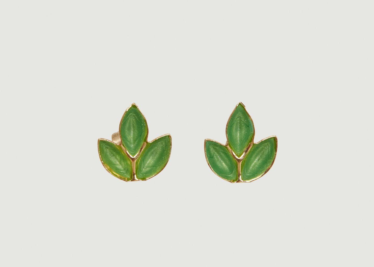 Boucles d'Oreilles Tosca - Medecine Douce