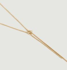 Upsilon Necklace