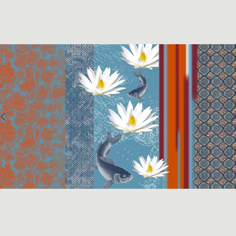 Foulard Lotus - Meesha