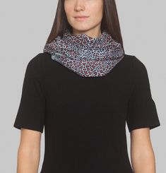 Leopard Snood