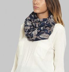 Snood Cygne