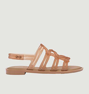 Sandales ouvertes Boemia + Salinas