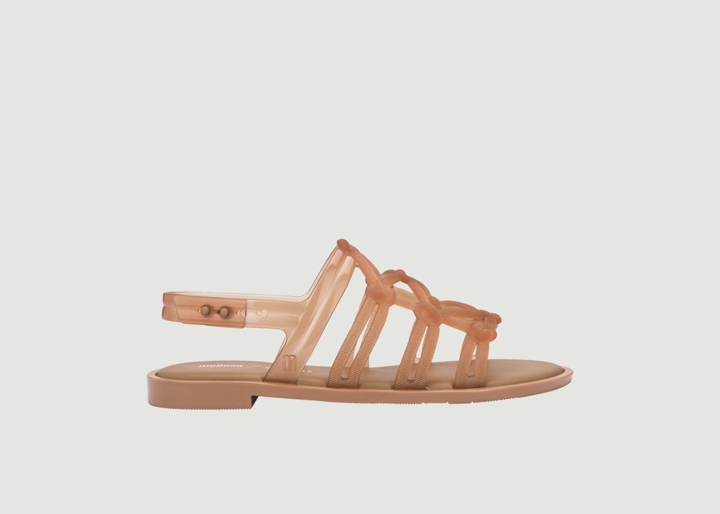 Sandales ouvertes Boemia + Salinas  - Melissa