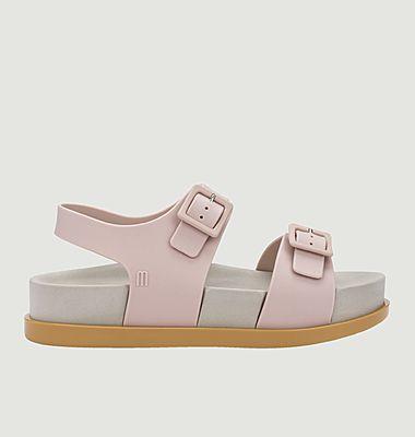 Sandales ouvertes à plateformes