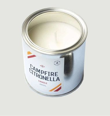 Paint Tin Candle - Citronella