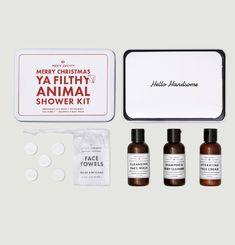 Merry Christmass Ya Filthy Animal Shower Kit