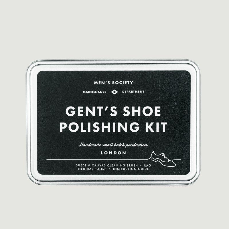 Kit de Cirage pour Chaussures - Men's Society