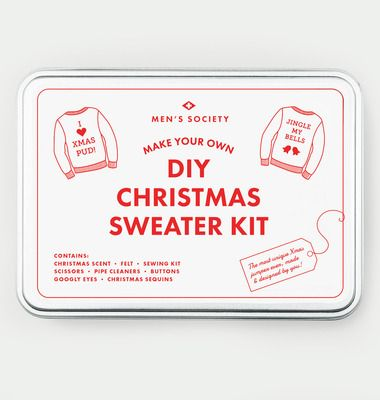 Kit DIY Sweat de Noël