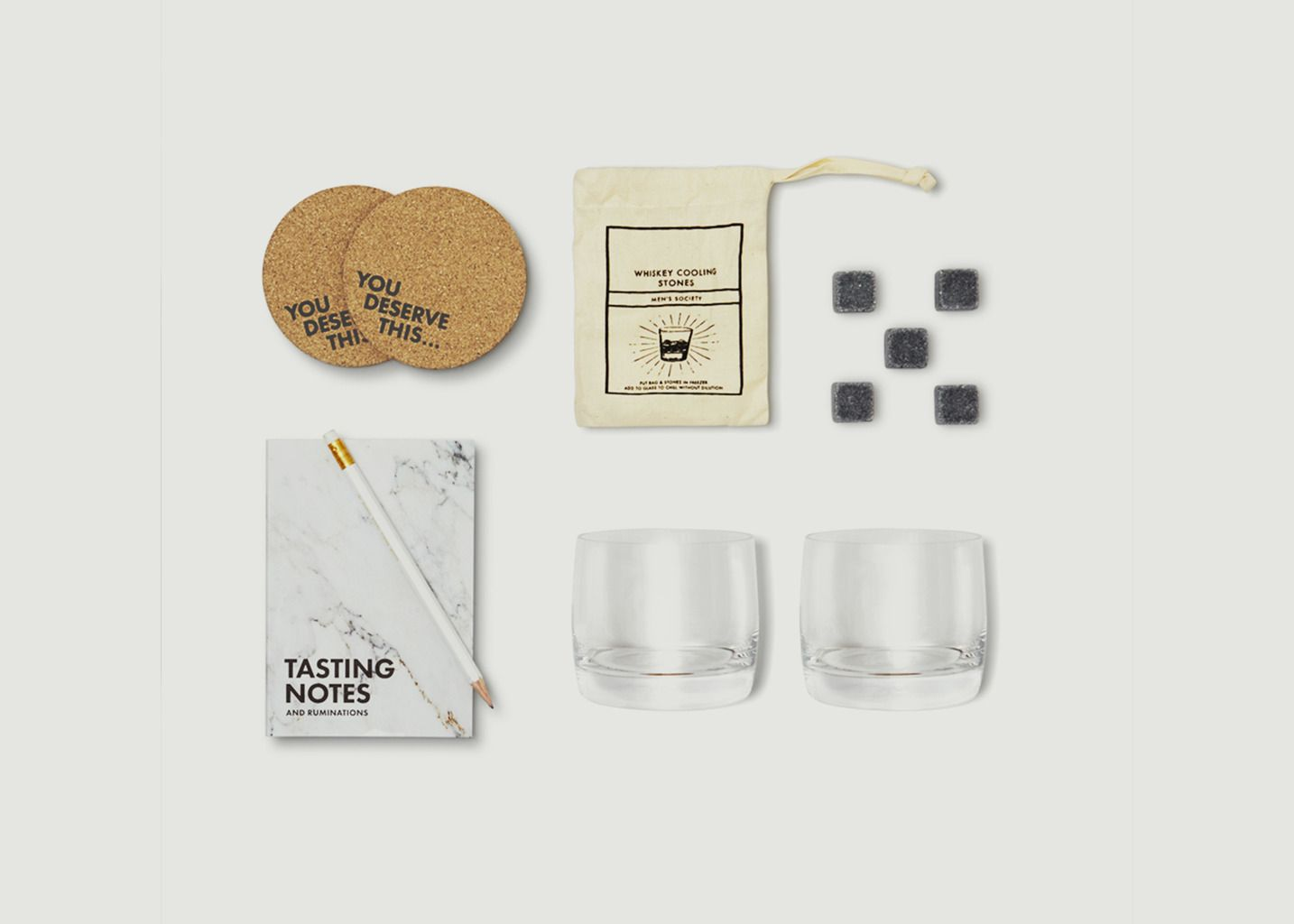 Kit Whiskey Lover - Men's Society