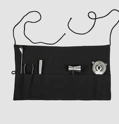 Bar Apron & Cocktail Kit