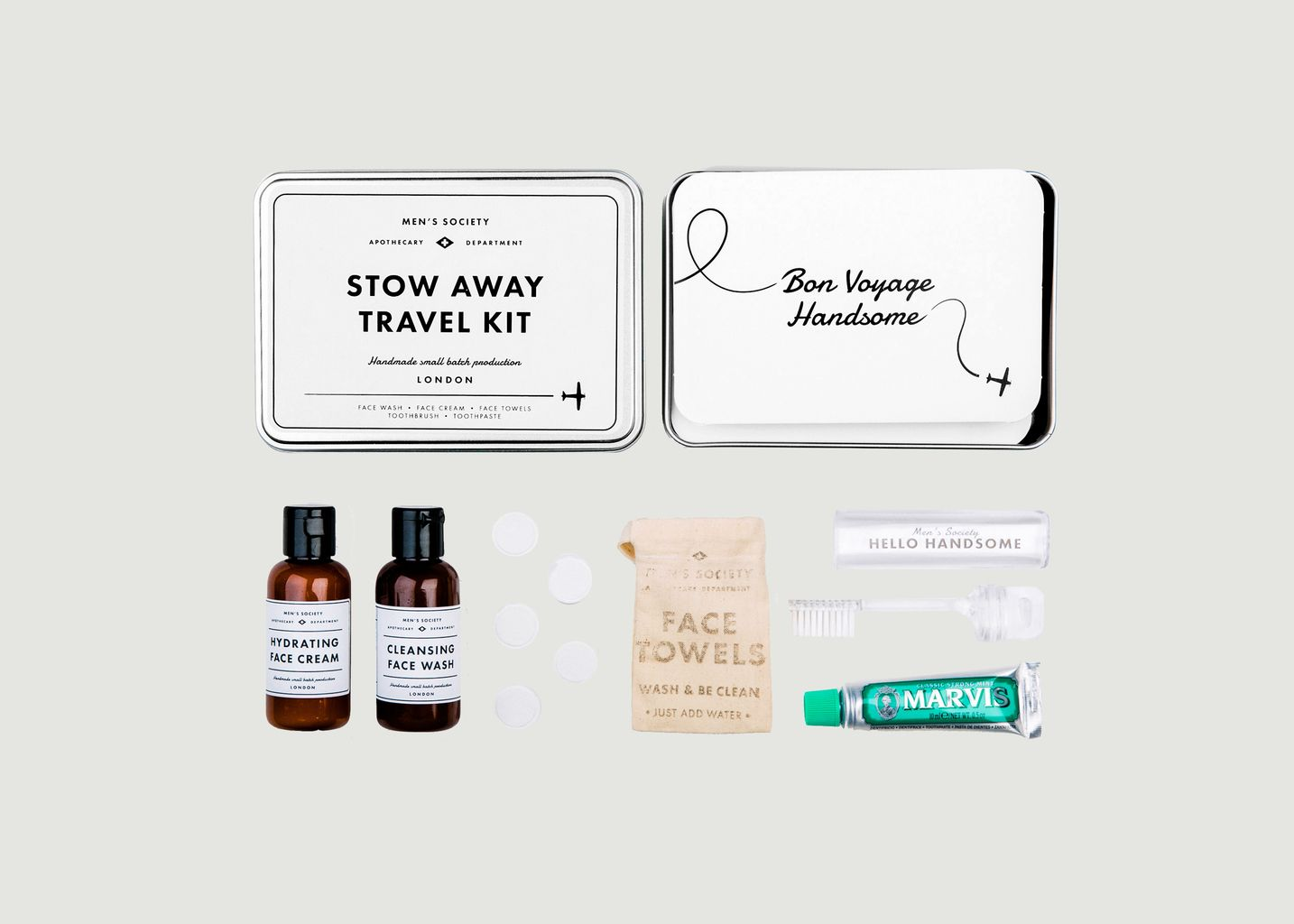 Kit de Voyage - Men's Society