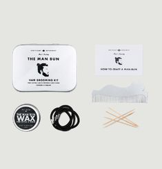 The Man Bun Kit