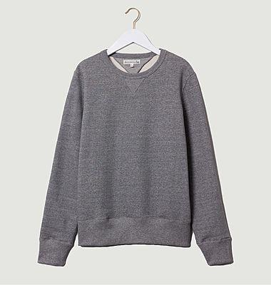Organic cotton classic fit sweatshirt
