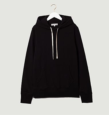 Organic cotton classic fit hoodie