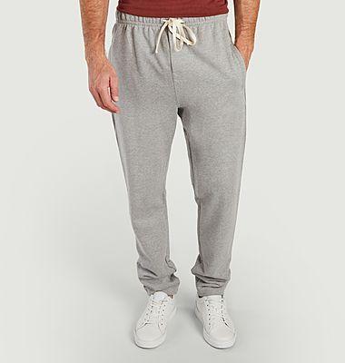 Pantalon de jogging en coton bio