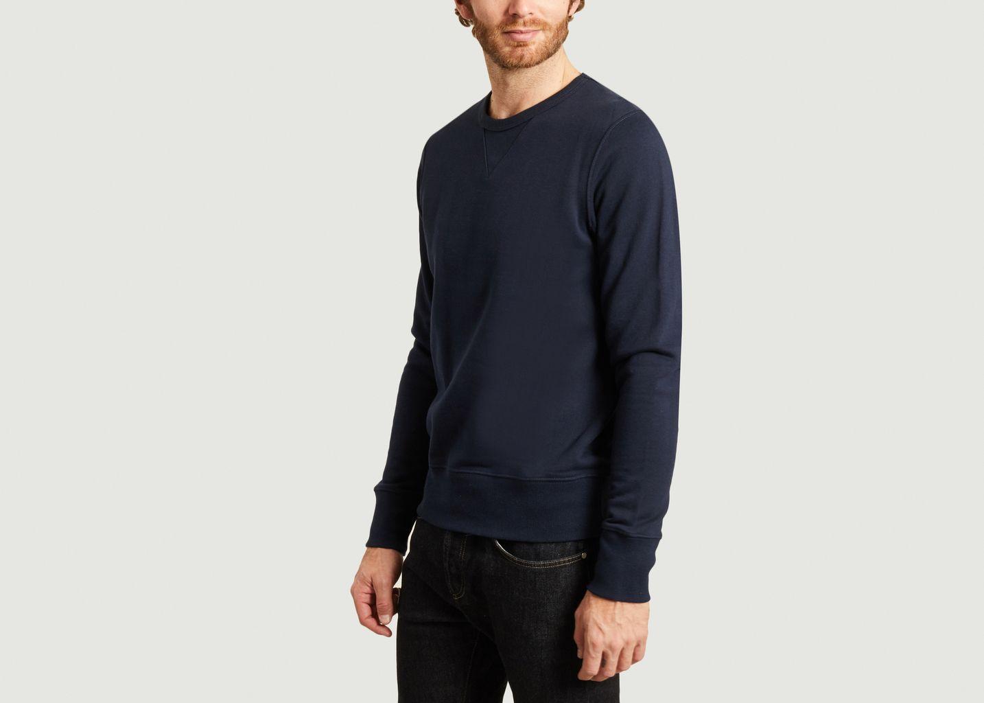 Sweatshirt classique 1930s  - Merz b Schwanen