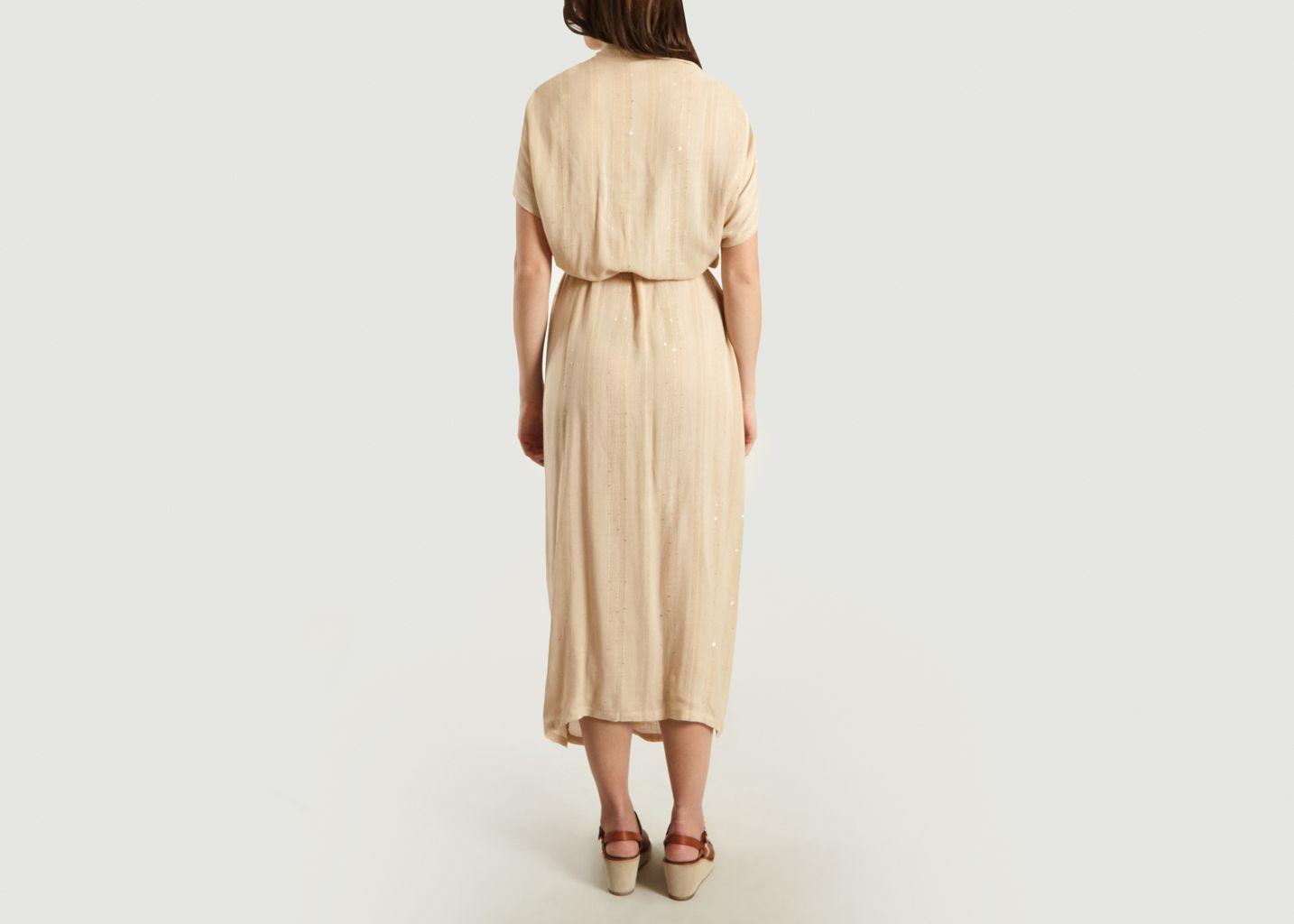 Kimono Avec Lurex Et Sequins Nahima - Mes Demoiselles