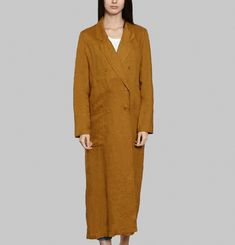 Trench Coat Lino