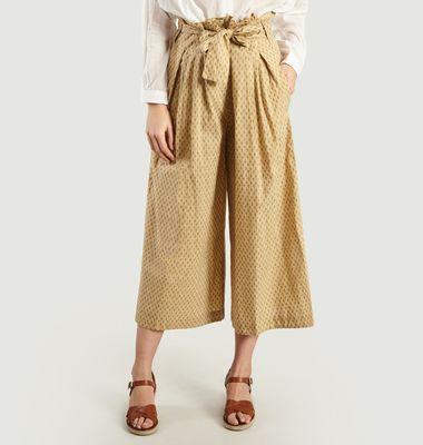 Pantalon Taille Haute 7/8e Chatelain