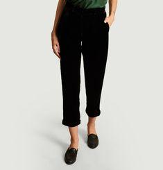 Pantalon Panne de Velours